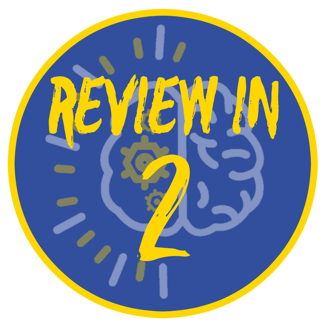 NEW REVIEW IN 2 LOGO