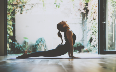 Yoga for Depression and Anxiety: 6 Poses to Boost Your Mood – by Emylee Modestino
