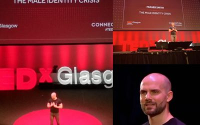 My TEDx Glasgow Experience – The Male Identity Crisis